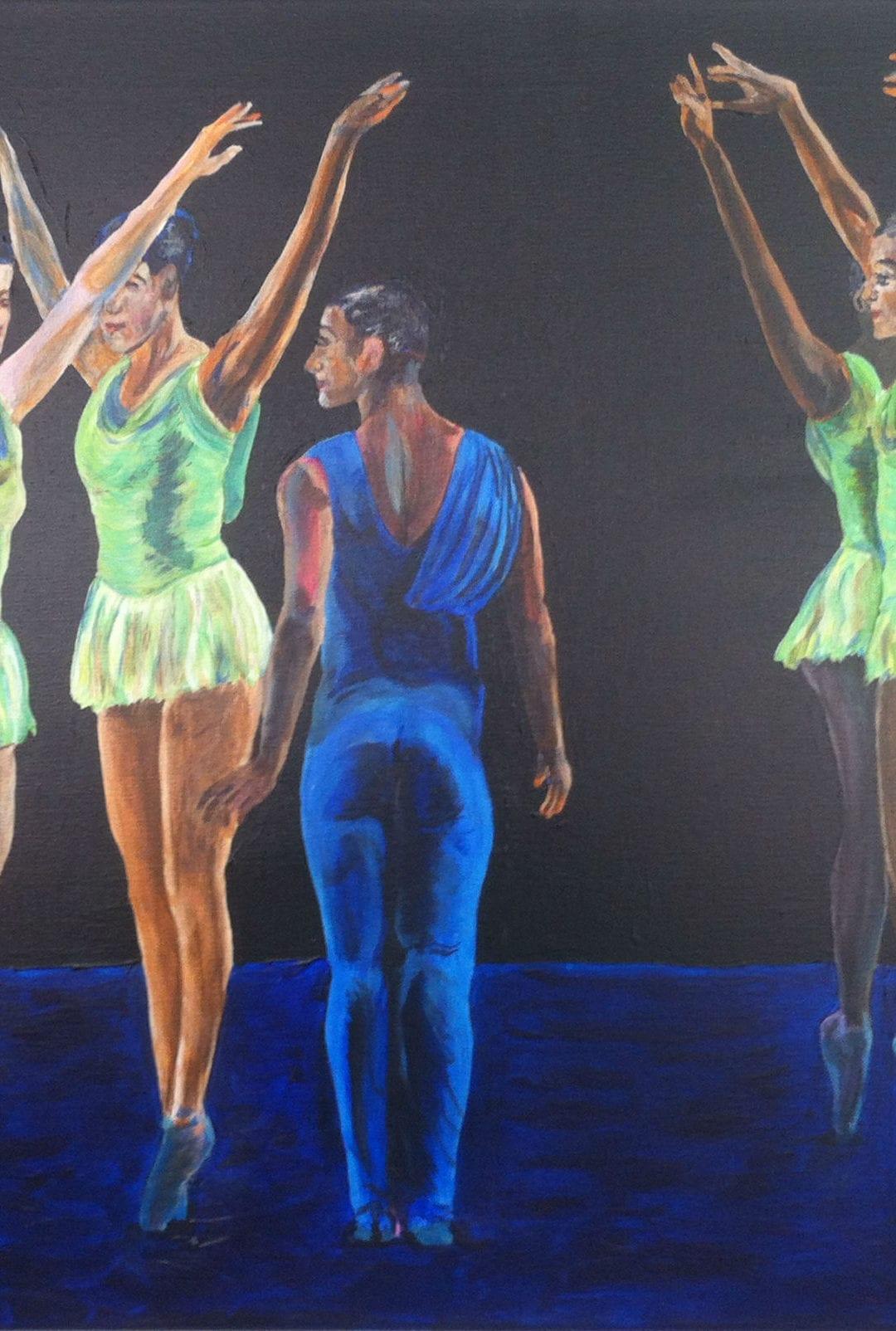 Balletdansere